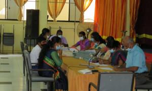 தரம் 06 - 2021 அனுமதிக்காக மாணவர்களை இணைத்துக்கொள்வதற்கான நேர்முகப்பரீட்சை